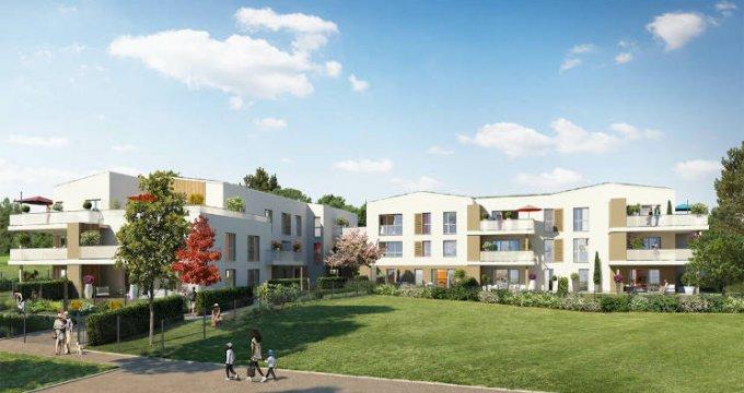 Achat / Vente programme immobilier neuf Arnas quartier des Prés du Marverand (69400) - Réf. 4936