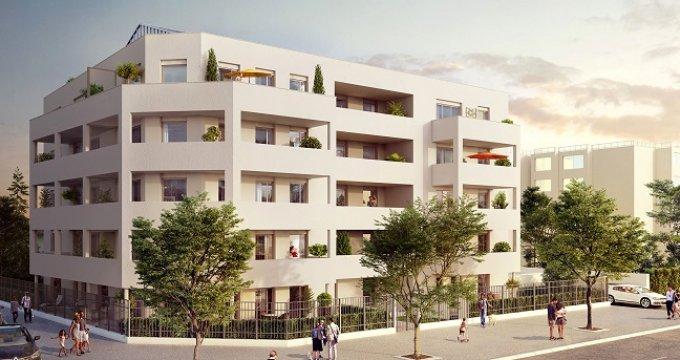 Achat / Vente programme immobilier neuf Bron proche place Jean Moulin (69500) - Réf. 2590