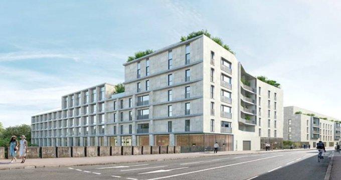 Achat / Vente programme immobilier neuf Caluire-et-Cuire aux pieds des transports (69300) - Réf. 4630