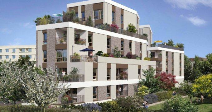 Achat / Vente programme immobilier neuf Caluire-et-Cuire centre-bourg (69300) - Réf. 6182