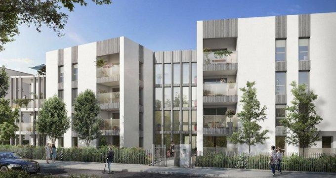Achat / Vente programme immobilier neuf Caluire-et-Cuire proche Bourg de Caluire (69300) - Réf. 4977