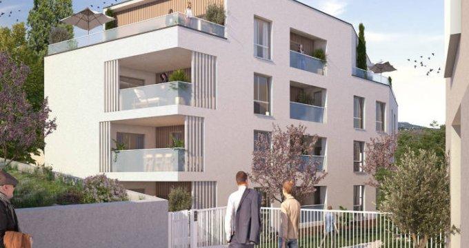 Achat / Vente programme immobilier neuf Champagne-au-Mont-d'Or proche toutes commodités (69410) - Réf. 5879
