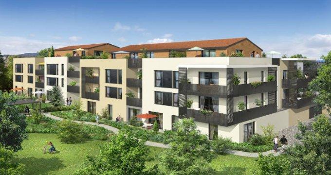 Achat / Vente programme immobilier neuf Chaponost à 10 du parc du Boulard (69630) - Réf. 3885