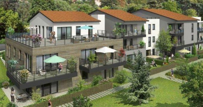 Achat / Vente programme immobilier neuf Collonges-au-Mont-d'Or quartier résidentiel (69660) - Réf. 1357
