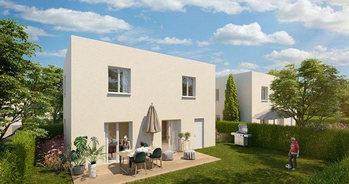Achat / Vente programme immobilier neuf Dardilly à seulement 11 km de Lyon (69570) - Réf. 1408