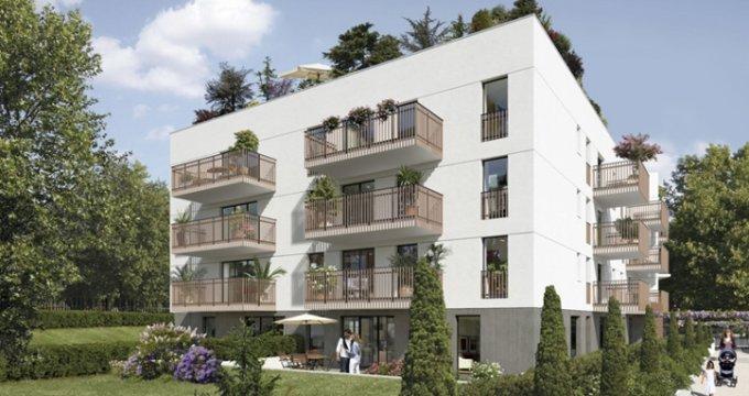 Achat / Vente programme immobilier neuf Écully cœur de ville (69130) - Réf. 304