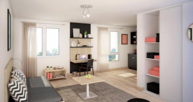 Achat / Vente programme immobilier neuf Ecully, domaine de Charrière Blanche (69130) - Réf. 2894