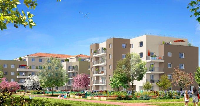 Achat / Vente programme immobilier neuf Ecully quartier résidentiel proche centre-ville (69130) - Réf. 2048