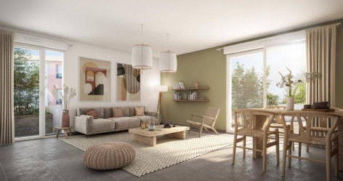 Achat / Vente programme immobilier neuf Francheville le bas proche commodités (69340) - Réf. 5985