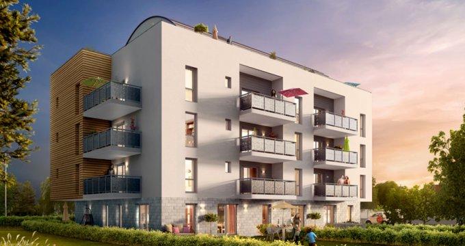 Achat / Vente programme immobilier neuf Francheville quartier Bel Air (69340) - Réf. 353