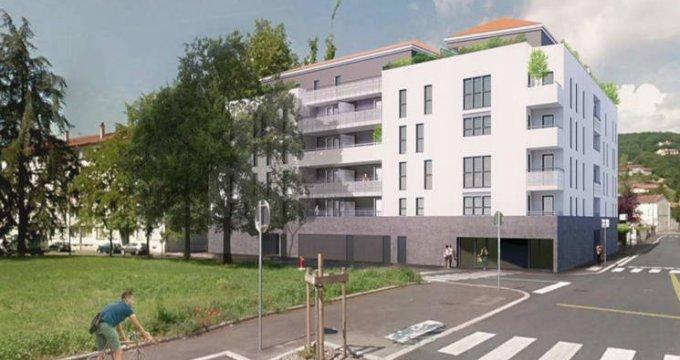 Achat / Vente programme immobilier neuf Givors quartier Plaines-Varissan (69700) - Réf. 2999