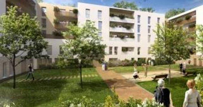 Achat / Vente programme immobilier neuf Gleizé proche rivière Le Morgon (69400) - Réf. 4037