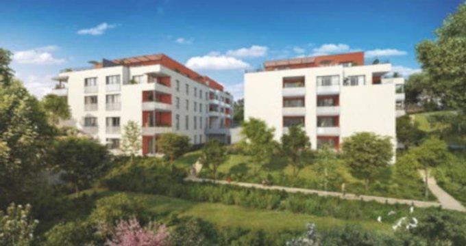 Achat / Vente programme immobilier neuf Grigny proche centre (69520) - Réf. 3760