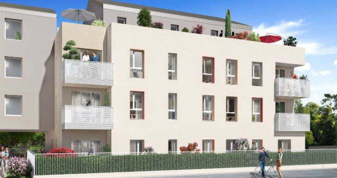 Achat / Vente programme immobilier neuf Gringny au sud de Lyon (69520) - Réf. 3403