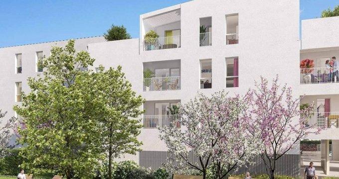 Achat / Vente programme immobilier neuf JARDIN D'IRO (69520) - Réf. 6006