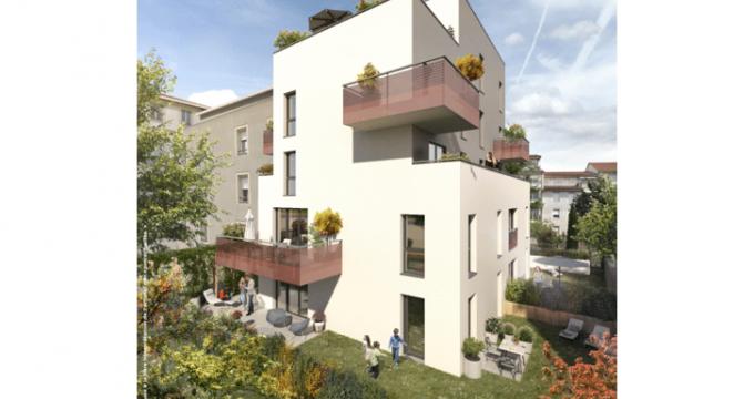 Achat / Vente programme immobilier neuf Lyon 08 proche métro Laënnec (69008) - Réf. 5405