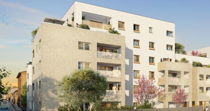 Achat / Vente programme immobilier neuf Lyon 08 proche T4 États-Unis Viviani (69008) - Réf. 5422