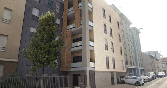 Achat / Vente programme immobilier neuf Lyon 7 proche Jean-Macé (69007) - Réf. 2557