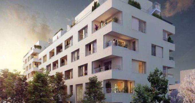 Achat / Vente programme immobilier neuf Lyon 8 proche futur T6 (69008) - Réf. 2742