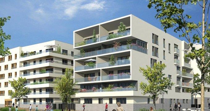 Achat / Vente programme immobilier neuf Lyon 9 proche quais de Saône (69009) - Réf. 293
