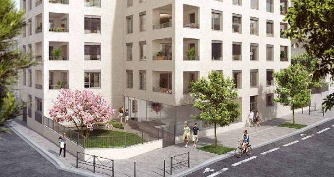 Achat / Vente programme immobilier neuf Lyon quartier de Vaise (69009) - Réf. 3945