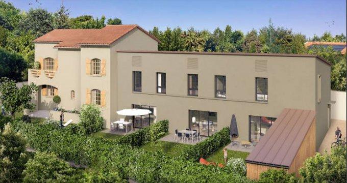 Achat / Vente programme immobilier neuf Rillieux-la-Pape proche du Canal de Miribel (69140) - Réf. 6034