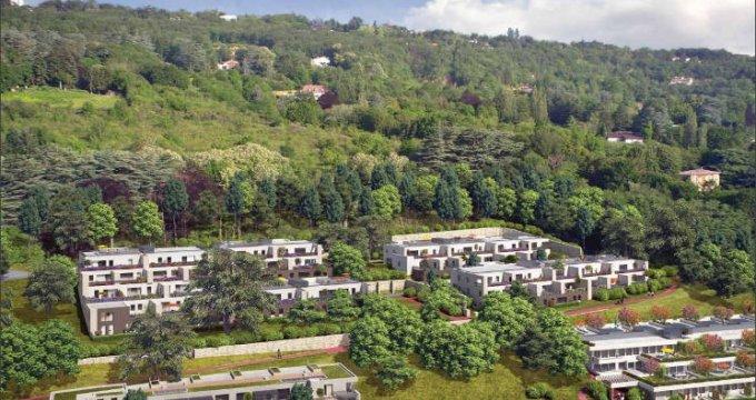 Achat / Vente programme immobilier neuf Saint-Cyr-au-Mont-D'Or sur les hauteurs (69450) - Réf. 4251