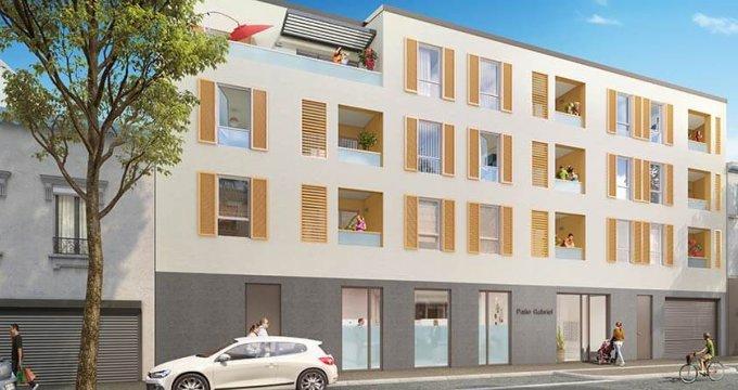 Achat / Vente programme immobilier neuf Saint-Fons aux portes de Lyon (69190) - Réf. 2124