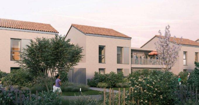 Achat / Vente programme immobilier neuf Saint-Laurent-de-Mure proche centre village (69720) - Réf. 4032