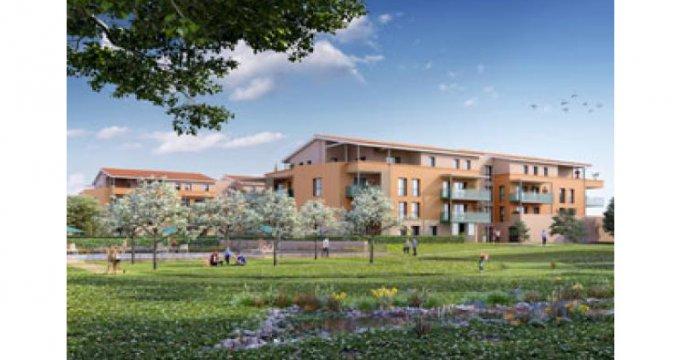 Achat / Vente programme immobilier neuf Sathonay-Camp quartier Castellane (69580) - Réf. 2535