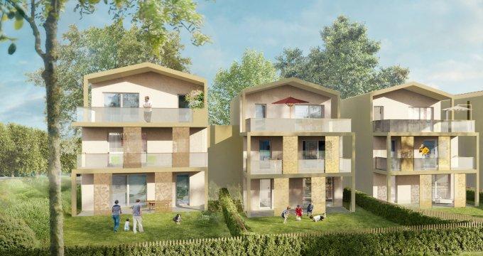 Achat / Vente programme immobilier neuf Tassin-la-Demi-Lune au calme mais proche des commodités (69160) - Réf. 1801