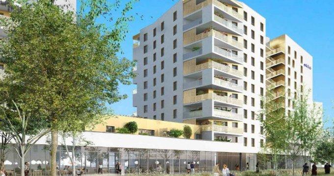 Achat / Vente programme immobilier neuf Vénissieux au coeur du Grand Parilly (69200) - Réf. 4005