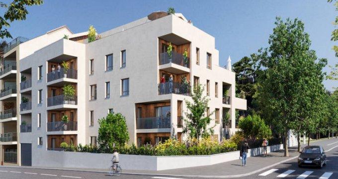 Achat / Vente programme immobilier neuf Vénissieux centre proche gare (69200) - Réf. 6013