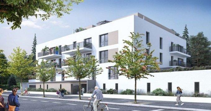 Achat / Vente programme immobilier neuf Vénissieux quartier sud-est (69200) - Réf. 1235