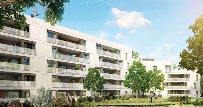 Achat / Vente programme immobilier neuf Villefranche-sur-Saône centre-ville (69400) - Réf. 1881