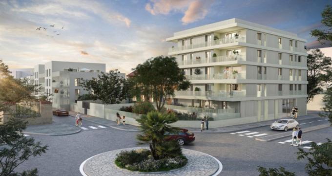 Achat / Vente programme immobilier neuf Villefranche-sur-Saône centre ville (69400) - Réf. 5190