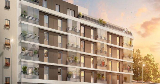 Achat / Vente programme immobilier neuf Villefranche-sur-Saône hyper-centre (69400) - Réf. 4362