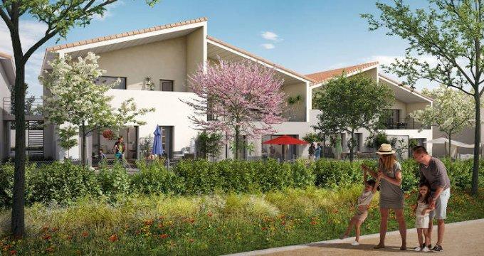 Achat / Vente programme immobilier neuf Villefranche-sur-Saône proche écoles et commodités (69400) - Réf. 4205