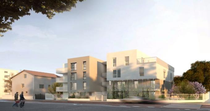 Achat / Vente programme immobilier neuf Villeurbanne proche de La Doua (69100) - Réf. 5486