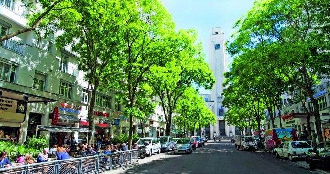 Achat / Vente programme immobilier neuf Villeurbanne quartier Château-Gaillard (69100) - Réf. 3270