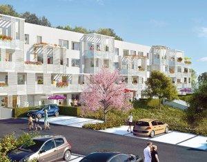 Achat / Vente programme immobilier neuf Albigny-sur-Saône 12 minutes de Lyon (69250) - Réf. 450