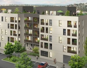 Achat / Vente programme immobilier neuf Brignais à côté de la Gare (69530) - Réf. 1314