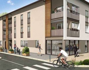 Achat / Vente programme immobilier neuf Brignais proche mairie (69530) - Réf. 960