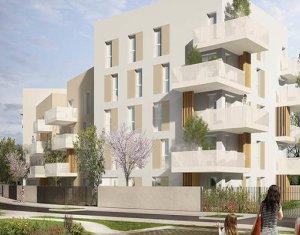 Achat / Vente programme immobilier neuf Brignais quartier résidentiel (69530) - Réf. 4235