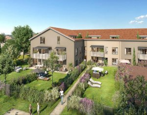 Achat / Vente programme immobilier neuf Bron centre proche tramway (69500) - Réf. 5785