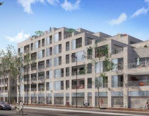 Achat / Vente programme immobilier neuf Caluire-et-Cuire à deux pas du métro C (69300) - Réf. 3991
