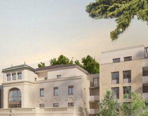 Achat / Vente programme immobilier neuf Caluire-et-Cuire proche commerces et écoles (69300) - Réf. 3884