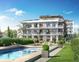 Achat / Vente programme immobilier neuf Caluire Vernay (69300) - Réf. 1506