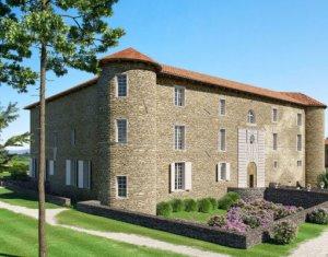 Achat / Vente programme immobilier neuf Chassagny commune de Beauvallon (69700) - Réf. 5575