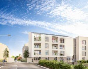 Achat / Vente programme immobilier neuf Chassieu à 10 km de Lyon (69680) - Réf. 1260